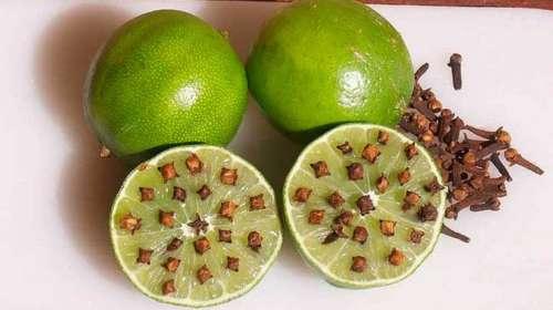 Limón y clavo